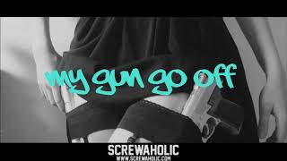 """My Gun Go Off"" - 50 Cent Eminem Azad Hard HipHop Street Beat [Type Beat] (Prod. Screwaholic)"