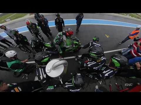 Bol d'Or 2019 - Feel like a mechanic during a pitstop