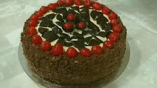 Шоколадный Бисквит. Ингредиенты:                                                                                                                                                     Бисквит мука 150 г  яйца 7 шт. какао 2 ст. л.(30