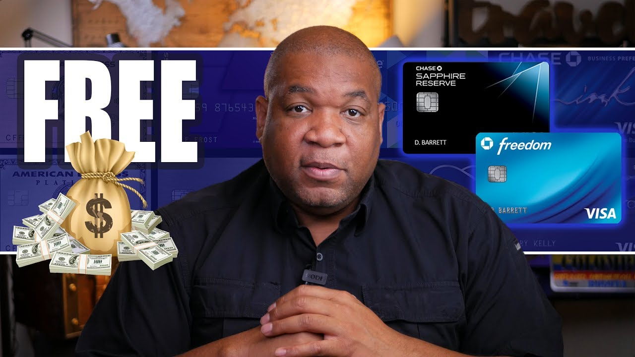 How to Secure Free Cash With Credit Cards 2019 thumbnail