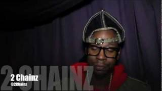 "Studio Life: 2 Chainz Speaks on ""Spend It"" Remix Video"
