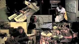Keys video - DANIELE LIVERANI - TWINSPIRITS - The Endless Sleep ( Split screen - Part 1)