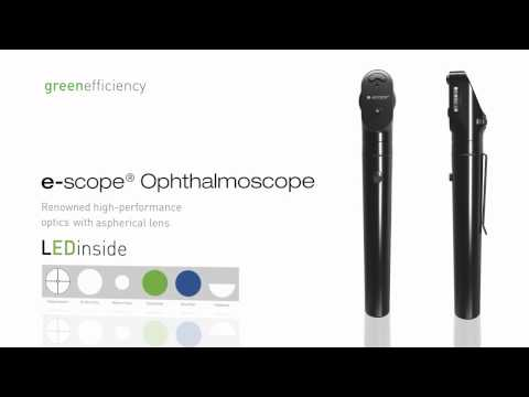 Riester LED Otoscopes & Ophthalmoscopes