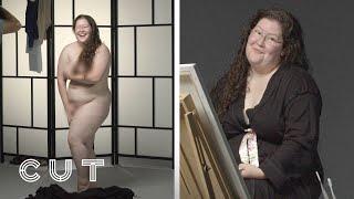 Moms Paint Nude Self-Portraits | Cut