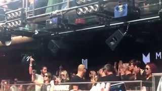 Marco Carola @ Closing Set Music On Ibiza Closing Party 25/09/2015 Amnesia