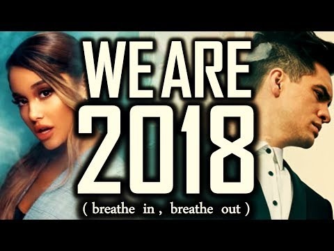 [200 Songs] ♫WE ARE 2018♫ [Breathe In, Breathe Out...] (Year End Mashup 2018 By Blanter Co)