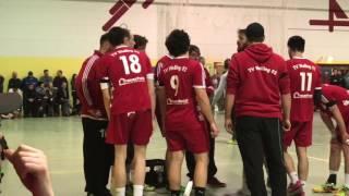 Nette-Cup 2016 - Endspiel: TV Welling - TuS Weibern 26:21 (13:14)