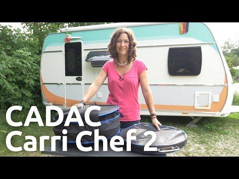CADAC Carri Chef 2 Campinggrill - Funktionen und Zubehör, unsere Erfahrungen