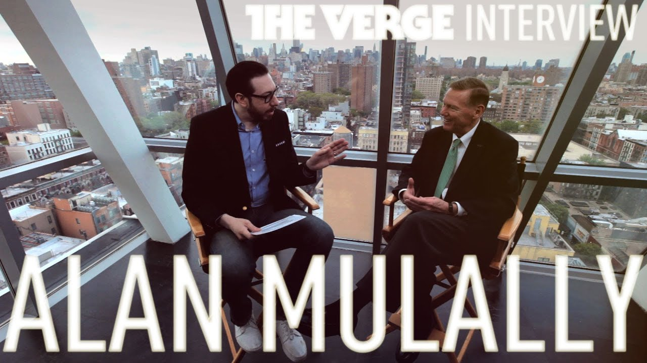 Interview with Ford CEO Alan Mulally thumbnail