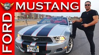 Ford Mustang Review Movie