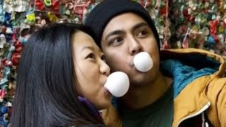 Chewing gum can detect cancer