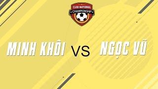 [13.11.2016] NgọcVũ vs MinhKhôi [Playoff VCK]