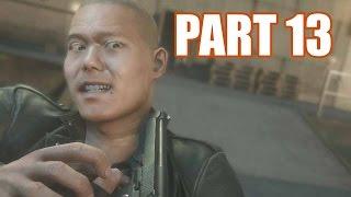 Battlefield Hardline Gameplay Walkthrough Part 13 - WHO'S IN THE TRUNK? | BFH PS4 Walkthrough