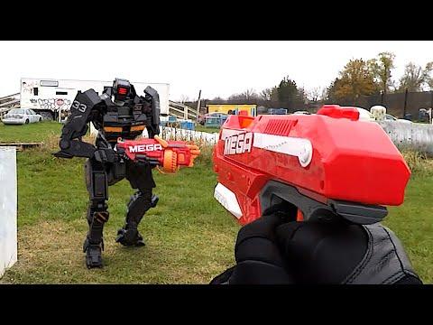 Nerf vs Bots