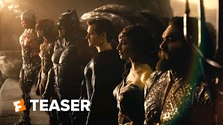 Zack Snyder's Justice League - Teaser Trailer