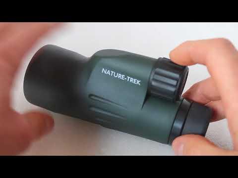 Hawke Nature Trek 15×50 monocular #35201