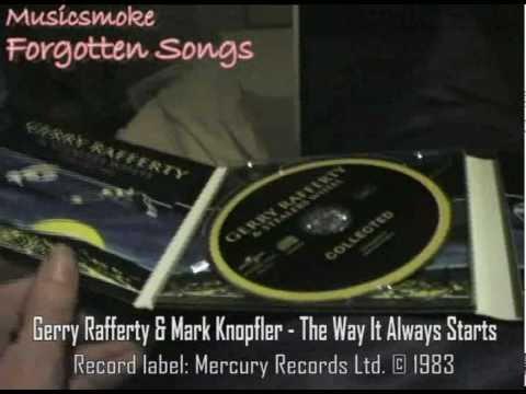 Gerry Rafferty (singing)  - The Way It Always Starts (1983)