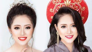 Trang Điểm Cô Dâu Đẹp/ Hùng Việt Makeup