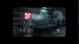 preview picture of video 'WALKTHROUGH: Biohazard: Operation Raccoon City. Mission 1'