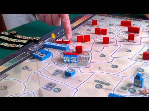 4. Tactical Action - First Turn, second French Impulse