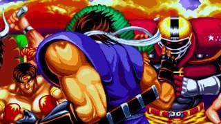 SFC9 第6戦 ワールドヒーローズ2(World Heroes 2)