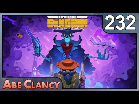 AbeClancy Plays: Enter the Gungeon - 232 - Learning