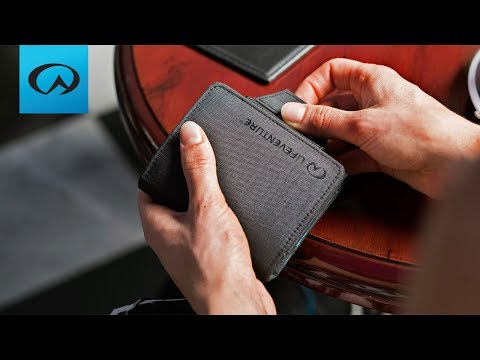Lifeventure RFiD Protected Bi-Fold Travel Pocket Wallet Video