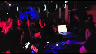 Marc Houle & Troy Pierce - Live @ Enter, Warm-Up at Space Club, Ibiza 2012
