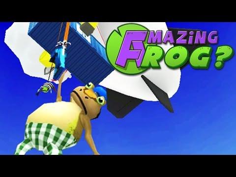 AMAZING GRAPPLE HOOK! - Amazing Frog - Part 81 | Pungence