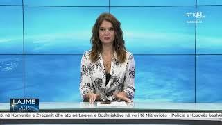 RTK3 Lajmet e orës 12:00 14.10.2021