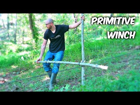 How to make a Primitive Winch?