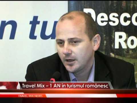 Travel Mix – 1 AN în turismul românesc