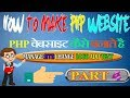 Download Lagu how to make php website series part 4 manage your php website change logo footer text Mp3 Free