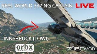 X-Plane 11 | Air Italy | Zibo 737 | LGKR ✈ LIPZ - Самые