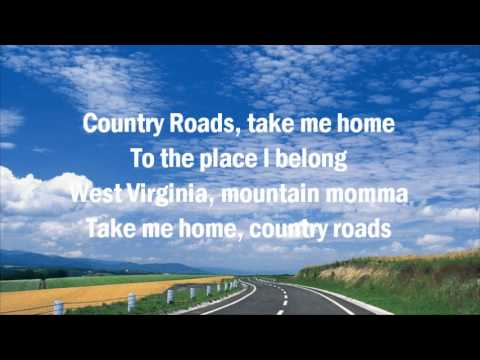 John Dever - Take Me Home, Country Roads