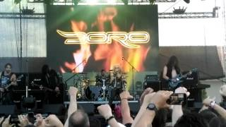 """DORO - """"Burning the Witches"""", Live in Rock festival Midalidare, Bulgaria, 10.06.2017"""
