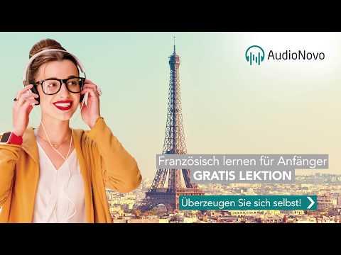 AudioNovo Französisch - Schnell und einfach Französisch lernen für Anfänger (Audio-Sprachkurs)