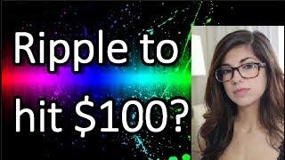 Ripple To Hit $100?