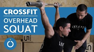 Overhead Squat Crossfit - CROSSFIT CLASSES
