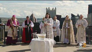 Bishops Bless The City On Mount Washington