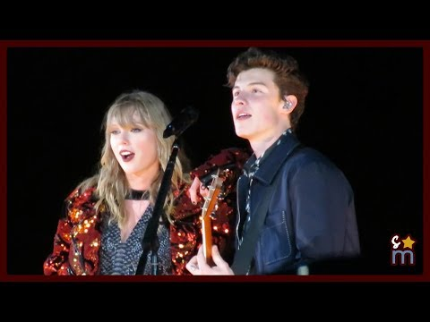 Taylor Swift & Shawn Mendes -