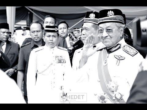 Warriors Day Speech by YAB Tun Dr Mahathir
