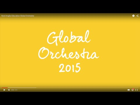 Global Orchestra - Juilliard 2015