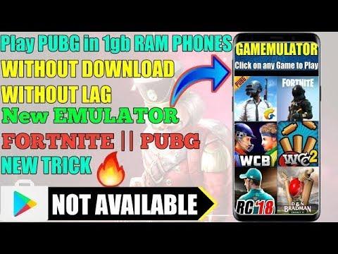 Pubg 1gb Ram Android