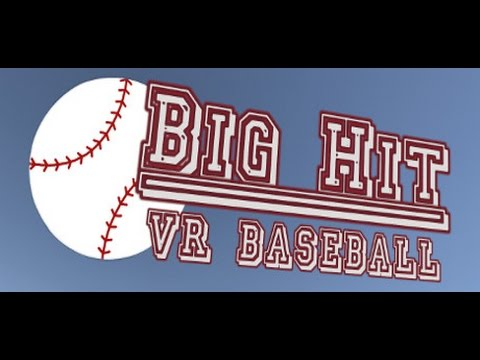 Big Hit VR Baseball