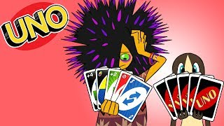 Vian's First Time! (Uno Funny Moments)