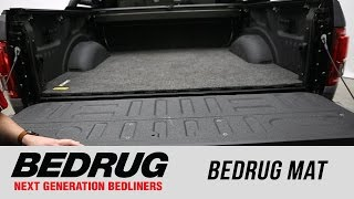 In the Garage™ with Total Truck Centers™: BedRug Mat