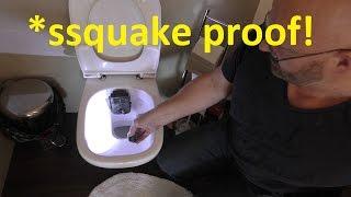 """KloPro Mk1"" - In-Bowl Toilet Cam (Shameless Sellout)"