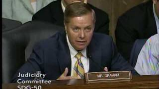Senator Graham Questions Attorney General Eric Holder