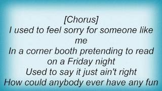 Terri Clark - Not A Bad Thing Lyrics